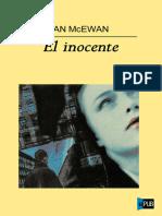 El Inocente - Ian McEwan
