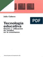 5 Tecnologia Educativa Diseño y Aplicación de Los Medios de Enseñanza
