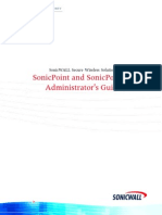 Sonic Point Administrators Guide