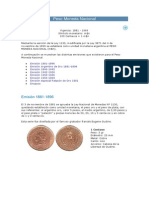 1881 - 1969 (Peso Moneda Nacional)