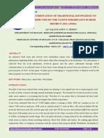 Res Paper-life Sciences Leaflets