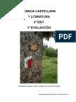 Dossier Castellano 1ª Evaluación