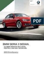 Bmw 3 Series F30_F80 Romanian Prices