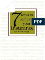 7 Ways to Compare Your Insurance