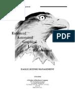 EAGLE License Management