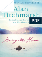 BRING ME HOME (extract) by Alan Titchmarsh