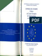 EMS98-Echelle Macrosismique Européenne French