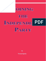 Joining the Independence Party