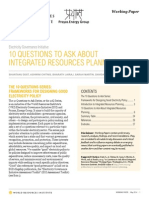 10 Questions IRPs