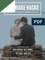 Marriage Hacks