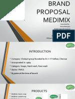 Brand Proposal-medimix Final