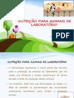 Nutrição Animais de Laboratório