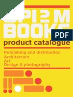 UPI2M BOOKS Catalogue