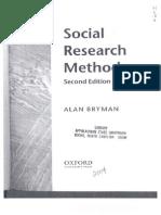 Bryman Quantitative Research