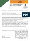 Laparoscopic Retrieval of Retained Intraperitoneal Drain in the Immediate Postoperative Period