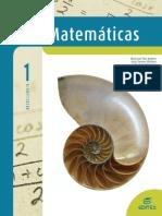 Solucionario Matemáticas EDITEX