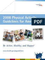 US Physical Activity
