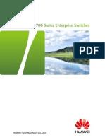 HUAWEI S1700 Switch Datasheet