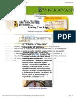 """Il """"Ribellarsi Facendo"""" Spiegato Ai Bambini - Comune-Info"""