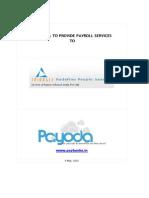 TriangleGlobal - Paybooks Payroll Proposal