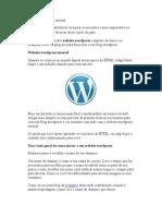 Website Wordpress Tutorial