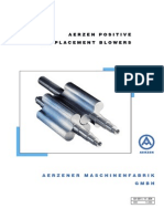 Aerzen Blowers General Catalogue(ATTACHMENT2)