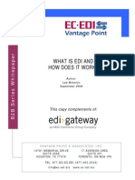 What is EDI Whitepaper EDIGW