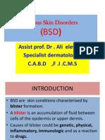 4-2. Bullous Skin Disorders