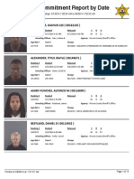 Peoria County booking sheet 09/08/14