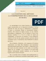 Antropología de La Acción Directiva - Capítulo 1