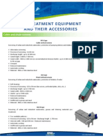 EMO PL 01 Pretreatment-equipment