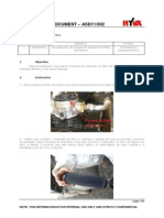 ASD11-002 - Limpeza Do Elemento de Filtro de Retorno