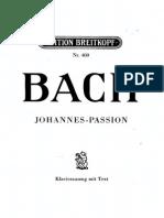 St John's Passion - Bach