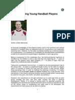 WP_Coaching Young Handball Players