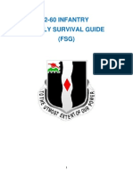 Scouts Out Family Survival Guide 8 September 2014