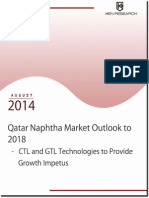 Macro economic factors in Qatar naphtha market - Ken Research
