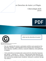 Los Derechos de Autor UCN