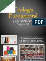 IV_TEOLOGIA-Teologia Fundamental - 26-05-2012