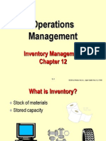 Ch12 - Inventory