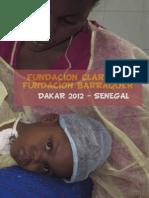 Viaje Humanitario Senegal 2012