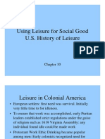 Chapter 10 Using Leisure for Social Good - U.S