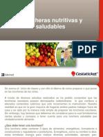 4 Loncheras Nutritivas y Saludables