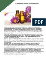 Aceites Esenciales Que Refuerzan El Bienestar F%EDsico y Emocional