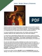 La Sacerdotisa Interior - Brujas, Diosas y Chamanas