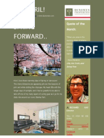 April Newsletter - Furnished Rentals Vancouver - www.dunowen.com