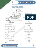 Formulas bombas hidraulicas