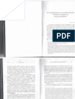 Fraser Da Redistribuição ao Reconhecimento.pdf
