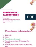 Pemeriksaan Laboratorium Pada Dermatologi
