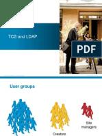 Tcs and Ldap