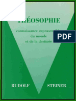 GA 009 - THÉOSOPHIE - RUDOLF STEINER - frz./francaise